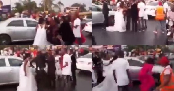 Bride Finds Out Her Husband To Be Cheated