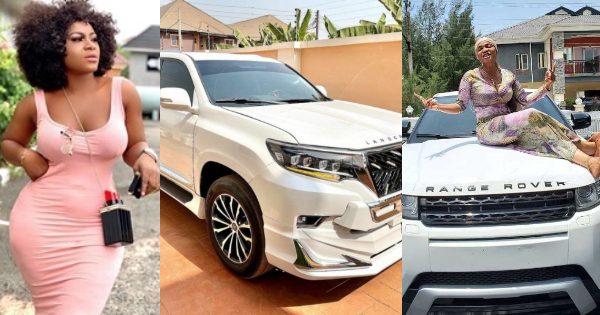 Nigerian Female Celebrities With Car Gifts