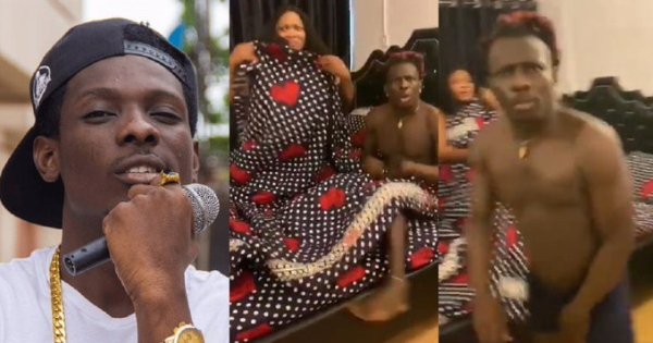 Terry Apala pregnant girlfriend