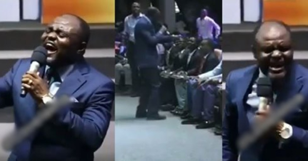 Nigerian Pastor on Sin and Hell
