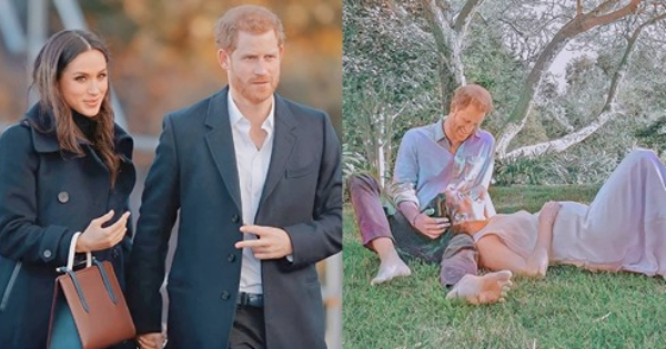 Prince Harry And Meghan Welcome Child