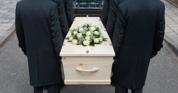 Woman Bans Family From Her Funeral