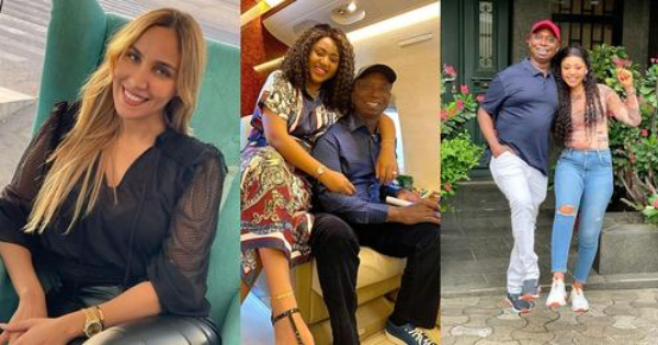 Ned Nwoko's Wife Laila Unfollows Him