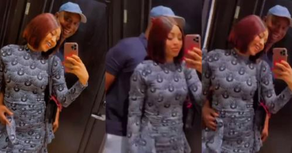 Regina Daniels And Her Husband On Vacation